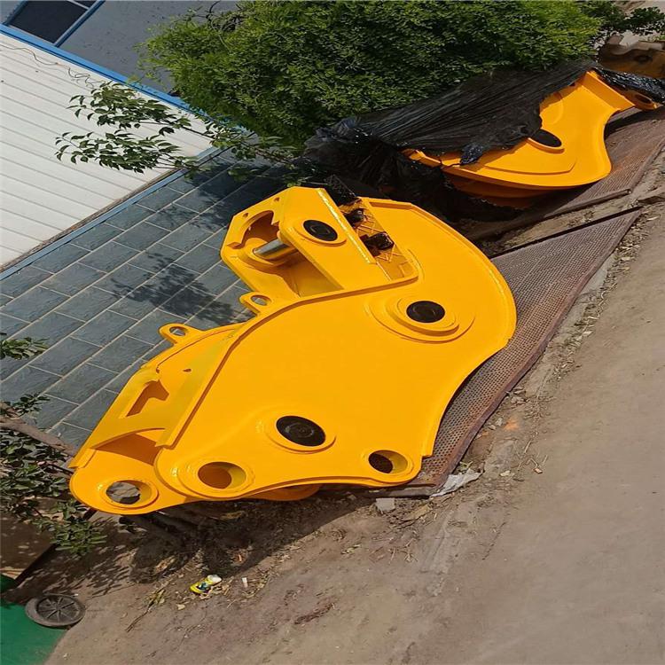 勾机轮挖 旋转粉碎钳 旋转液压钳质量可靠