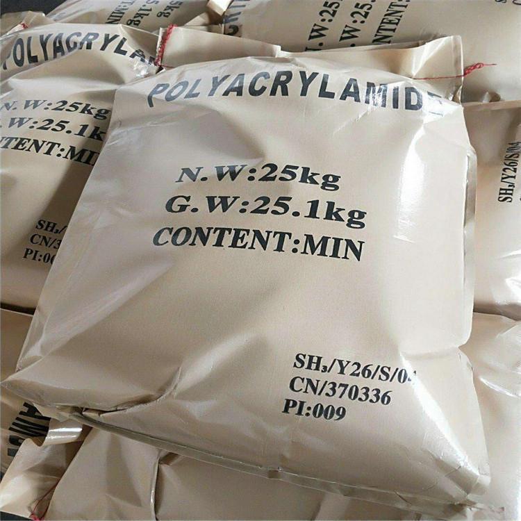 聚丙烯酰胺 25kg装