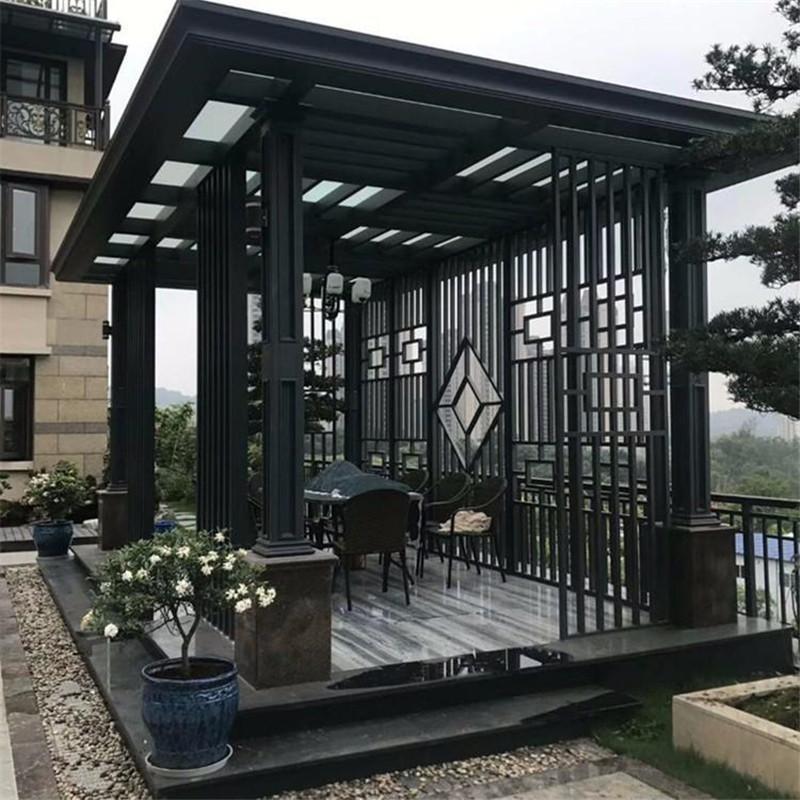 佛山断桥铝阳光房 欧式玻璃房 别墅阳光花房