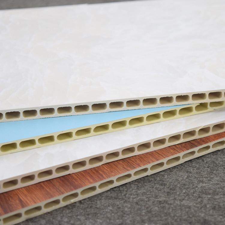快装墙板厂家 竹木纤维板厂家 一人可安装 方便省力 谷得装饰材料