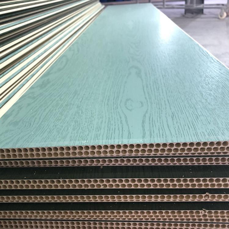 竹木纤维集成墙板 竹木纤维墙板厂家 厂家直销批发 谷得装饰材料