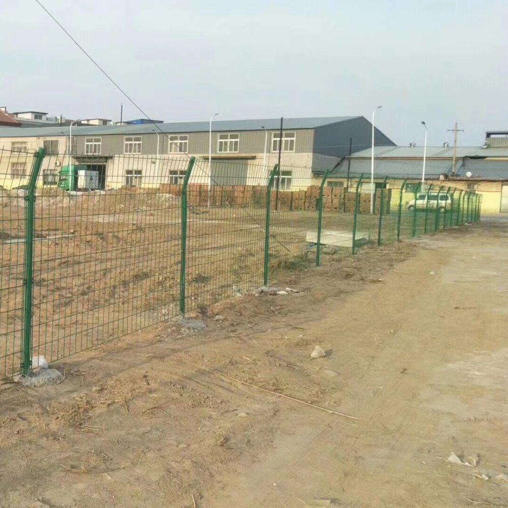 桃型柱护栏网 园艺围栏网