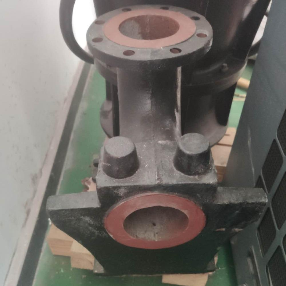 硝化液回流泵 撕裂式潜污泵 304不锈钢潜污泵蓝污选型报价