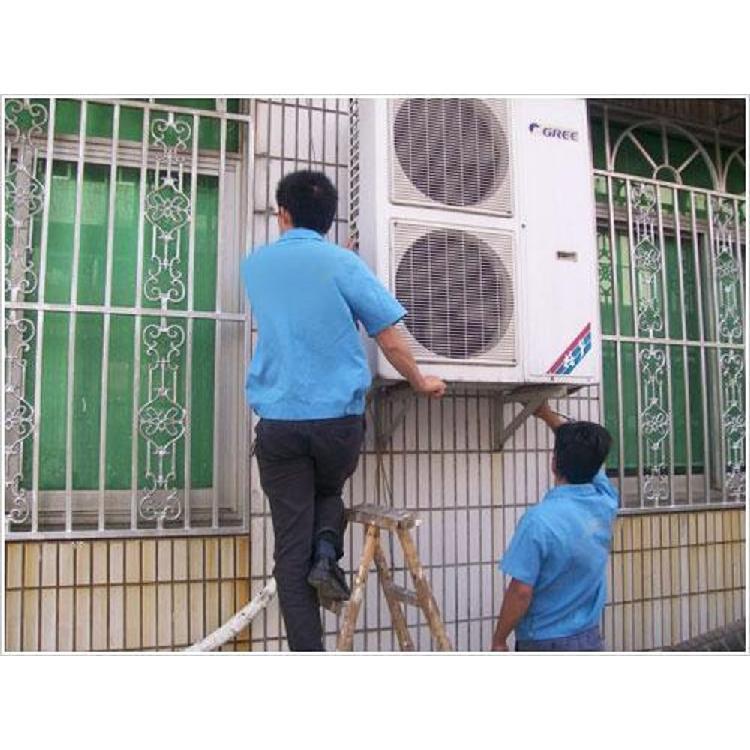 豫都北京朝阳空调维修中央空调维修空调打孔