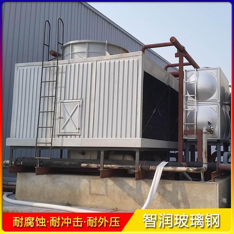 冷却塔节能型冷却塔高温玻璃钢冷却塔智润