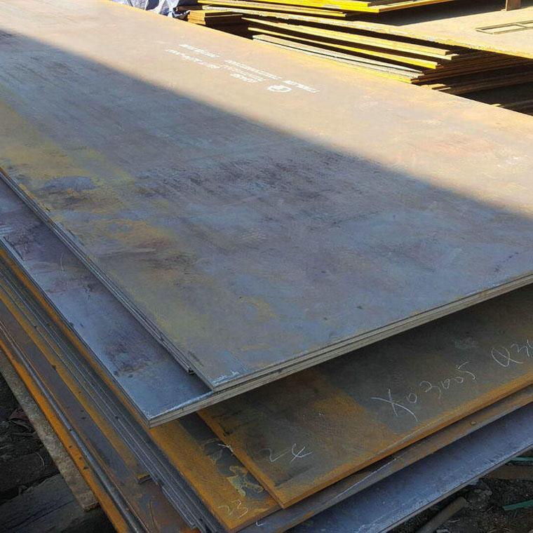 新钢nm500耐磨板 nm500耐磨板现货 库存量大