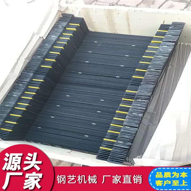 钢艺加工定制机床防护罩 机床外防护罩 型号齐全