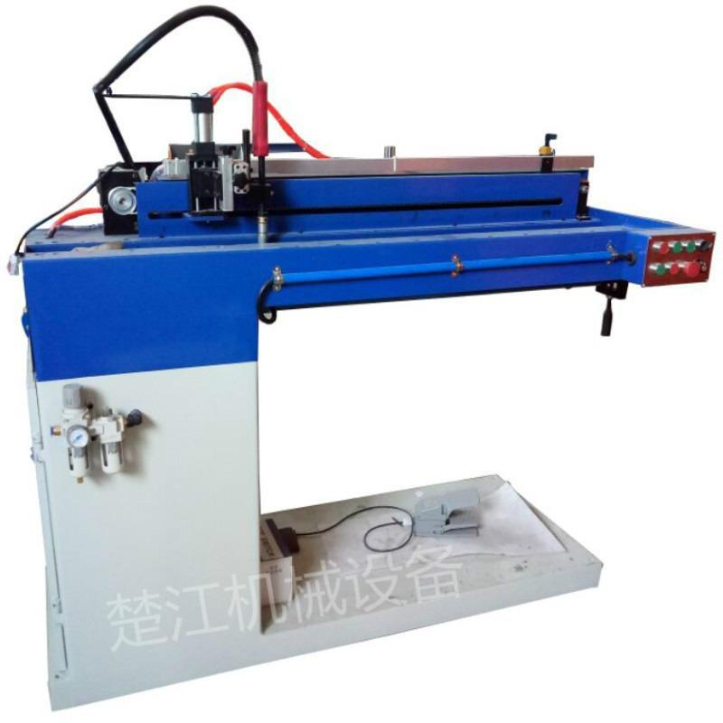 台州1300mm镀锌板风管自动直缝焊机 铁板圆筒氩弧焊接工装