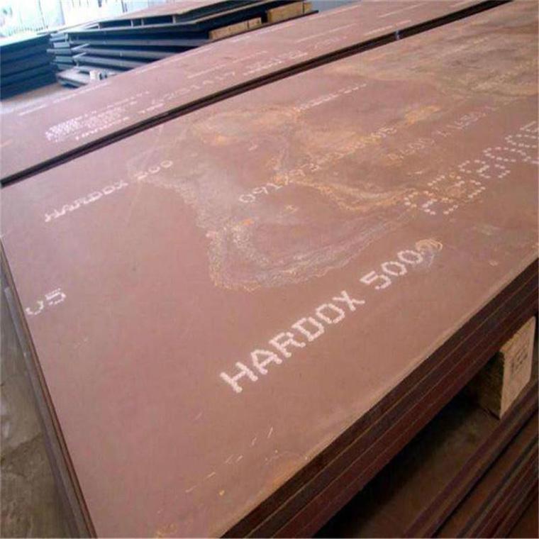 鸿金hardox450钢板 Hardox焊达450耐磨钢板出厂价格
