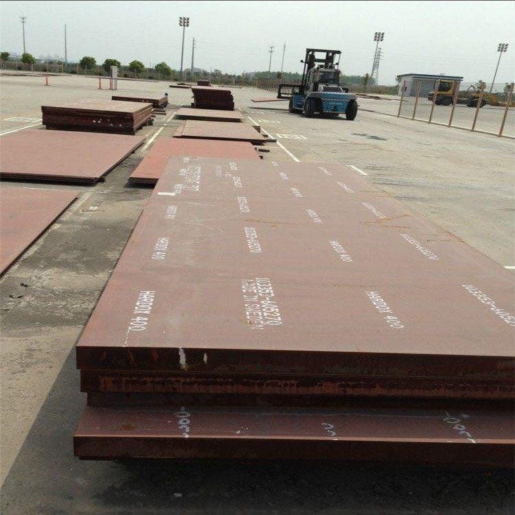 鸿金进口耐磨板 进口瑞典耐磨钢板 75毫米mm厚度