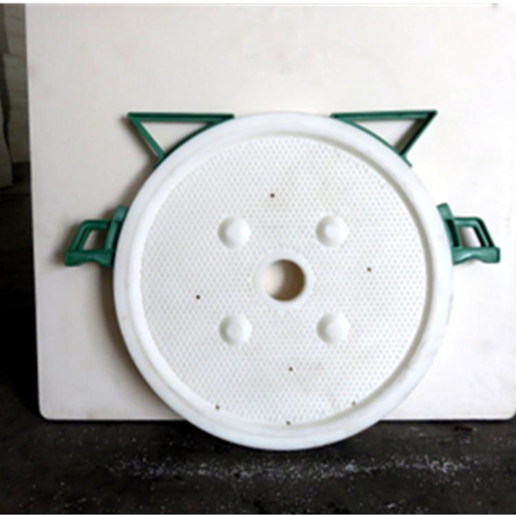 过滤材料污泥处理压滤机 污泥脱水滤板工厂批发