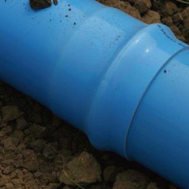 安庆PVC-O给水管价格 PVC-o给水管厂家 安徽誉德管业
