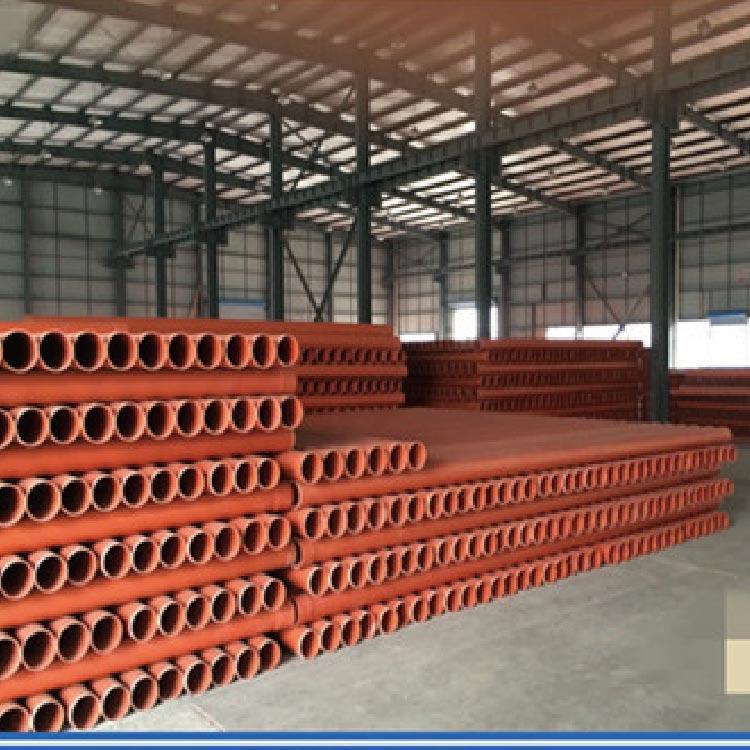安徽PVC电力管批发 PVC电力管生产厂家 型号齐全 誉德管业