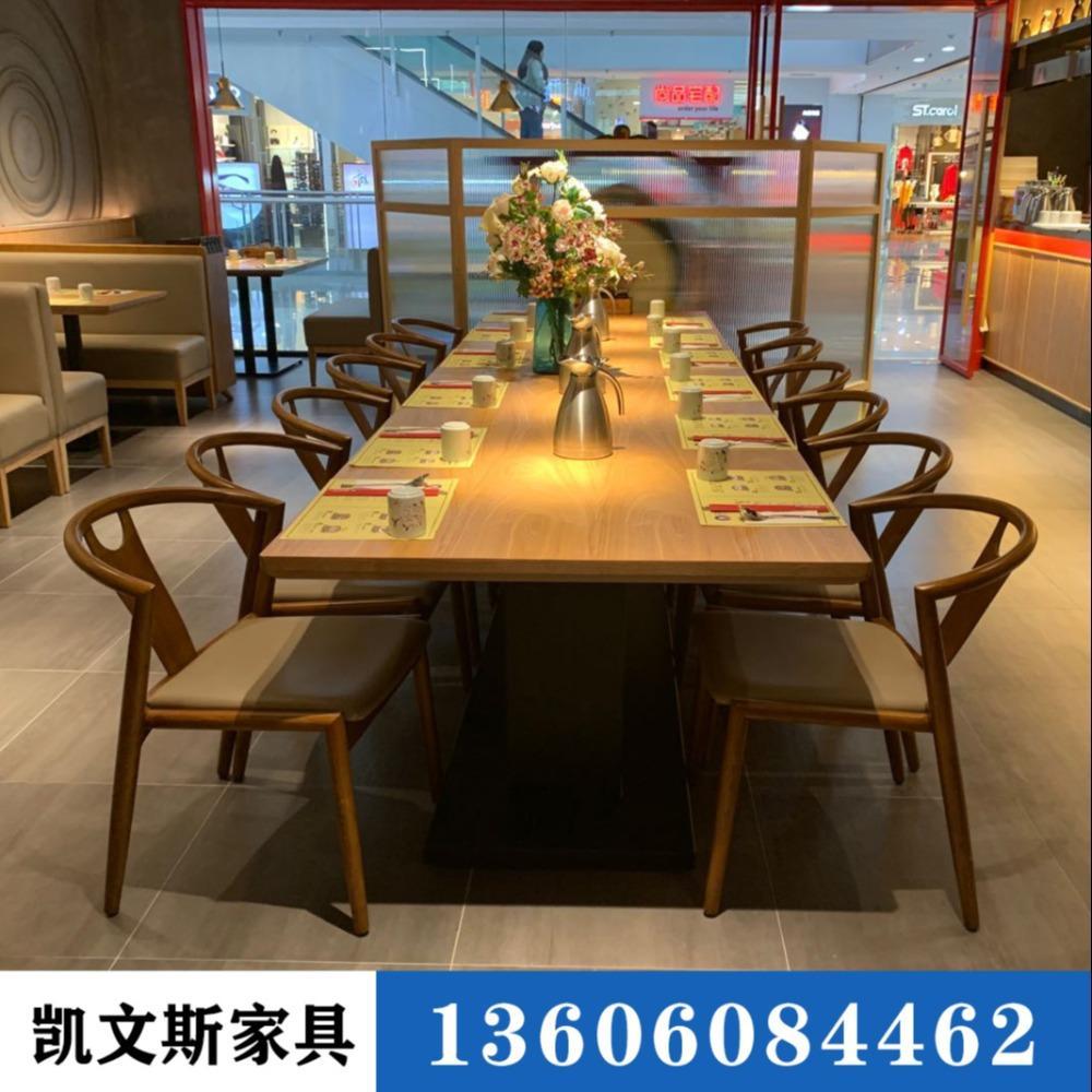 西餐厅桌椅定制 西餐厅家具定制