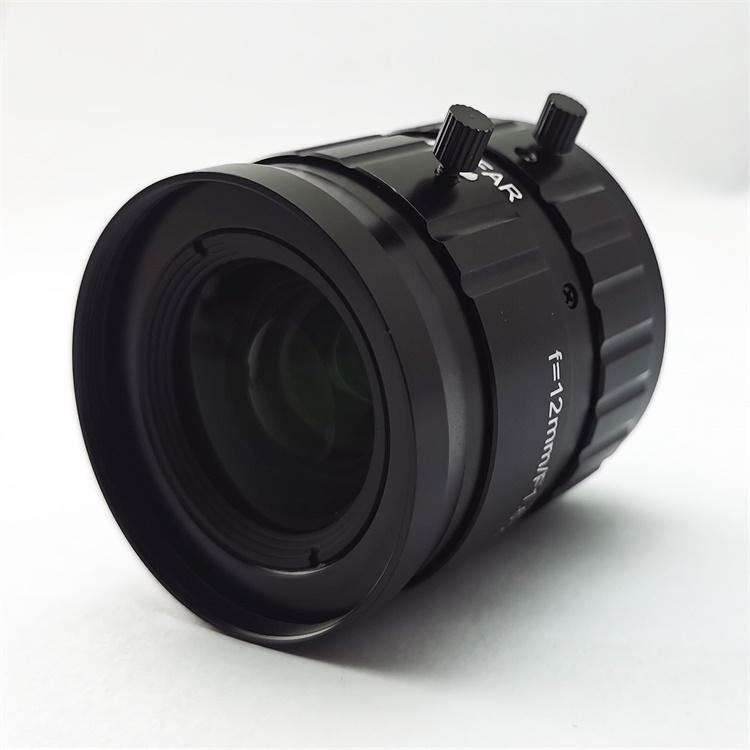 欧姆微FA镜头500万像素镜头OM125厂家专业定制