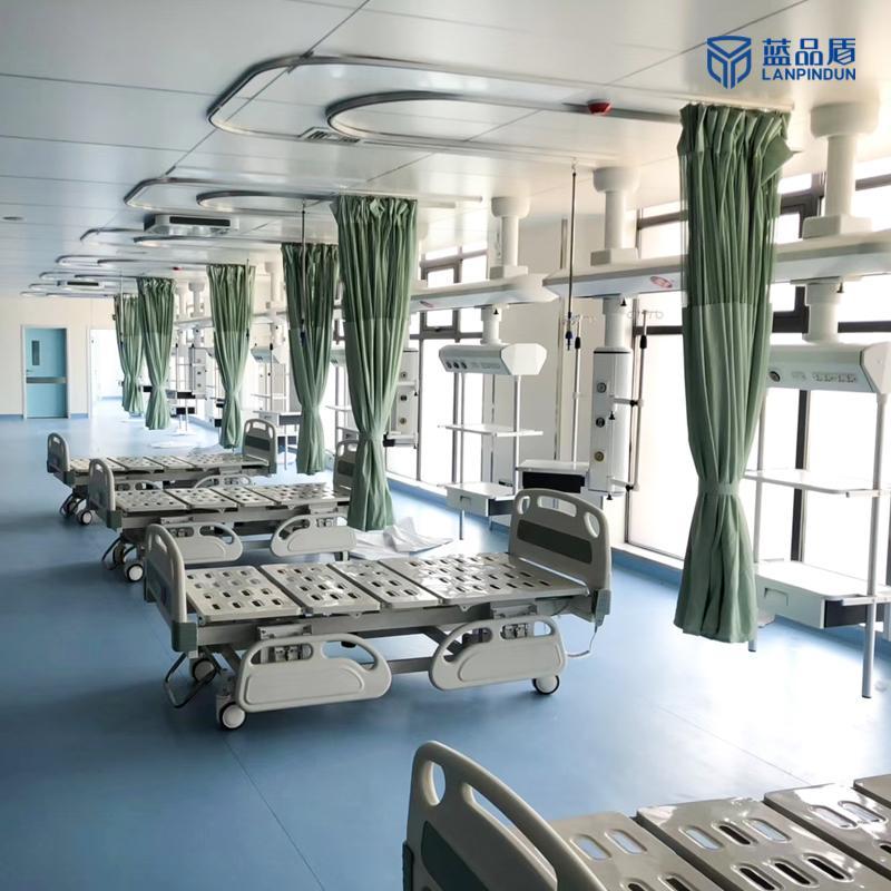 深圳医用输液天轨 病房轨道定制 天轨输液架价格-蓝品盾 量多价优