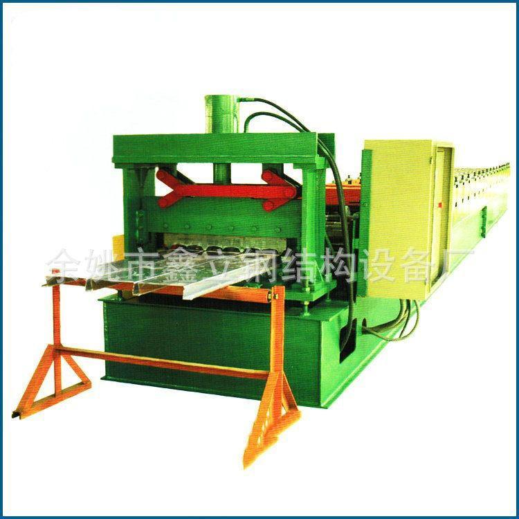 高效小型彩瓦成型機 專業定做彩瓦成型機