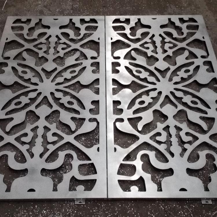 专业生产木纹雕花铝单板厂商出售