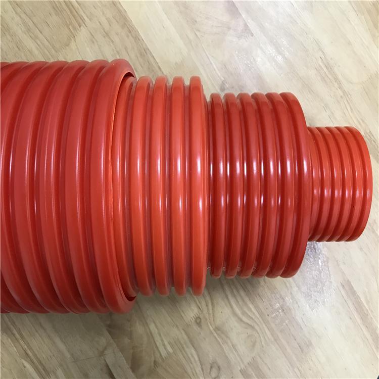 江苏品牌厂家 电力管厂家 新集力泰管业生产电力保护管110 cpvc电力管110
