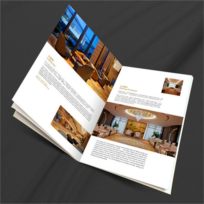 派乐彩印画册设计邯郸企业画册印刷厂家尺寸颜色样式 均可定制