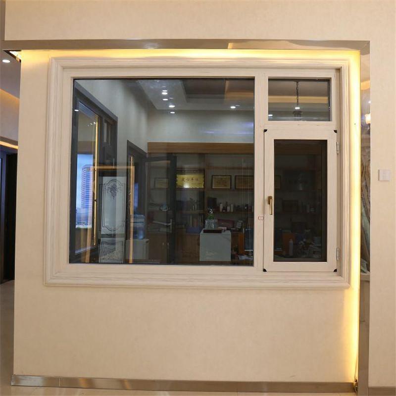 三明断桥铝合金窗 三明隔热断桥平开窗 厂家直销 适用于别墅洋房