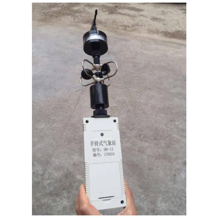 手持气象仪风向风速仪多功能便携式空气温湿度大气压力检测气象站
