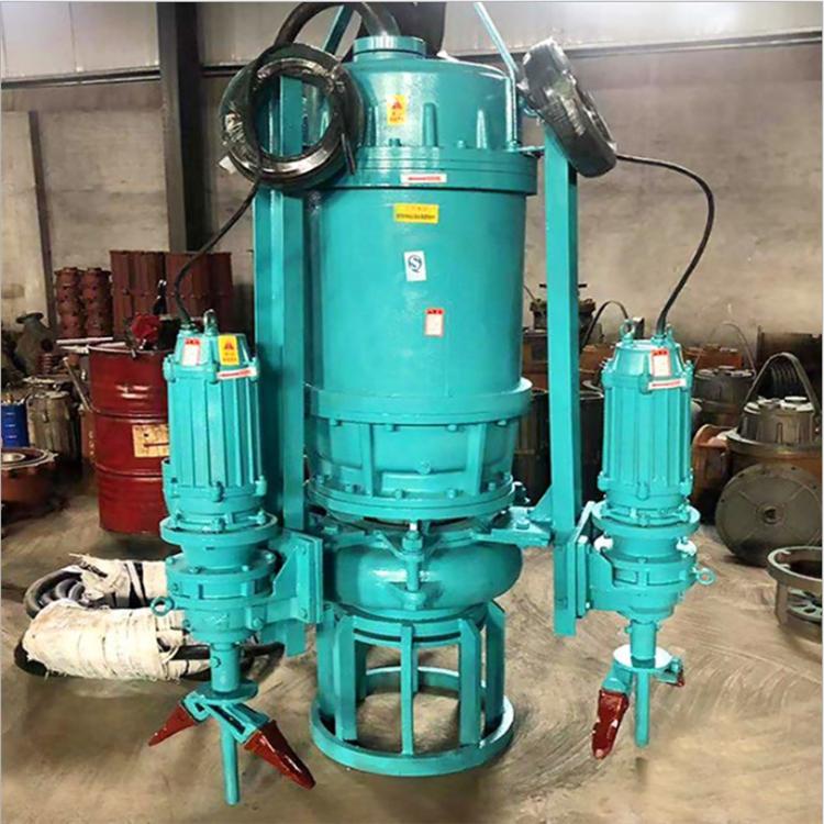 耐磨 防爆潜污泵 高扬程 潜污渣浆泵 厂家供应恒石泵业