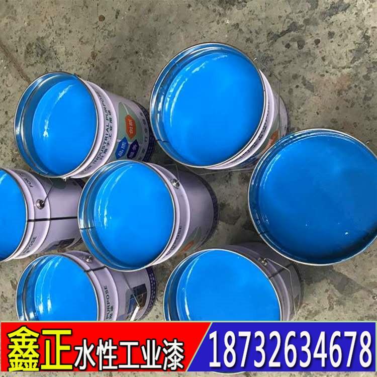 鑫正 彩钢瓦翻新漆 水性彩钢瓦漆 金属屋面专用水漆
