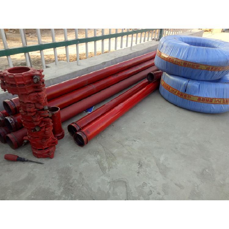 上海大颗粒砂浆混凝土输送泵室内现浇细石输送泵工地视频