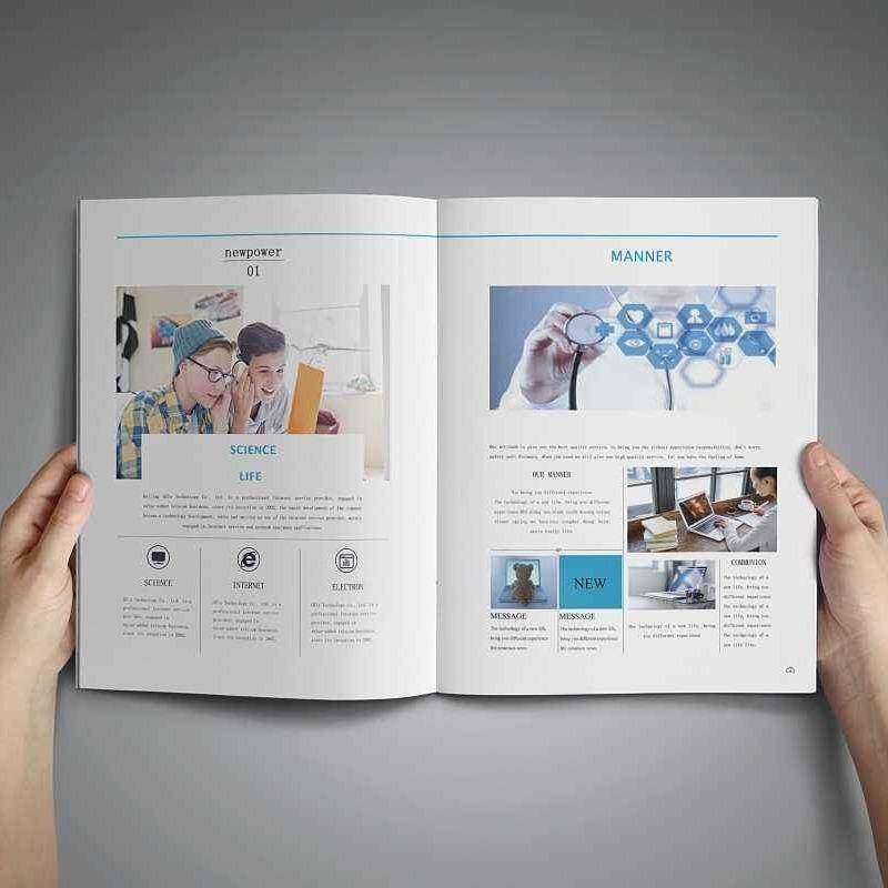 苏州厂家印刷画册设计公司宣传册定做广告印刷排版书
