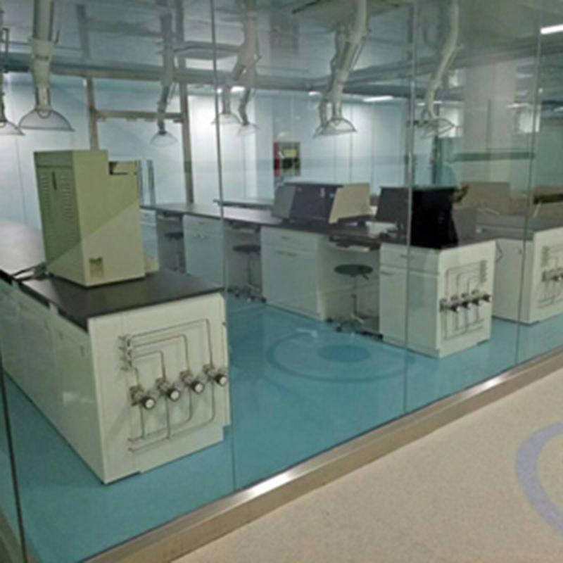 鸿皆 邯郸实验室家具整体设计厂家定制 实验室家具报价