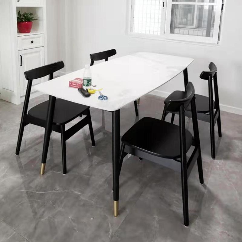 现代简约餐桌 桌椅组合 家用餐桌餐椅