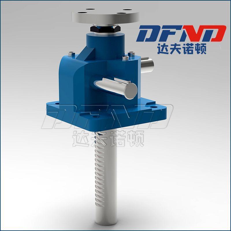 达夫诺顿 齿轮齿条选型螺旋升降机原理 螺旋升降机