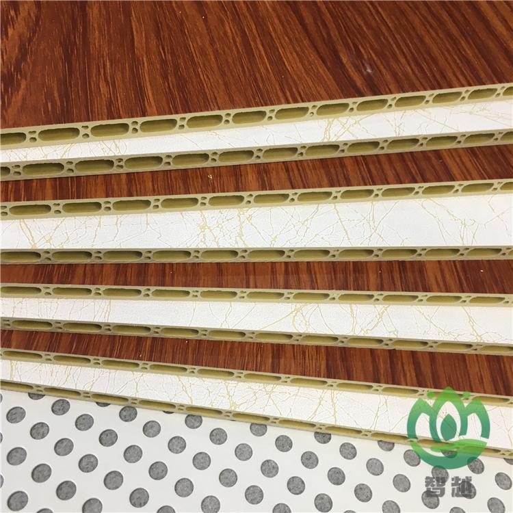 竹木纤维板厂家批发 400竹木纤维板厂家 经典木纹花色