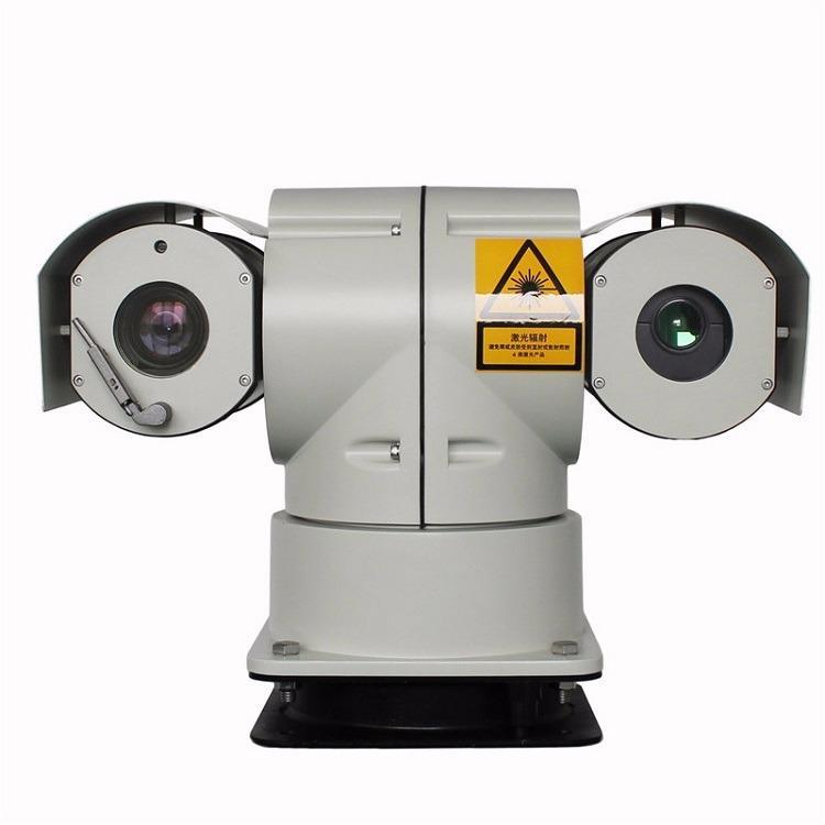 广东激光云台摄像机TV-153G防爆摄像机红外热成像1080P高清网络云台生产厂家