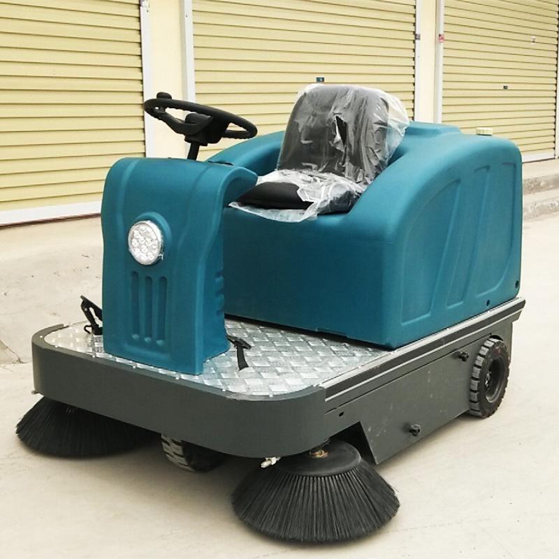 驾驶式扫地机环卫工业车间物业电瓶式扫地机厂家包邮