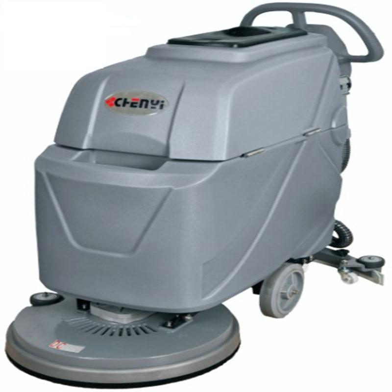 电瓶式洗地机 -超市洗地机厂家 汇洁鑫晟清洁设备