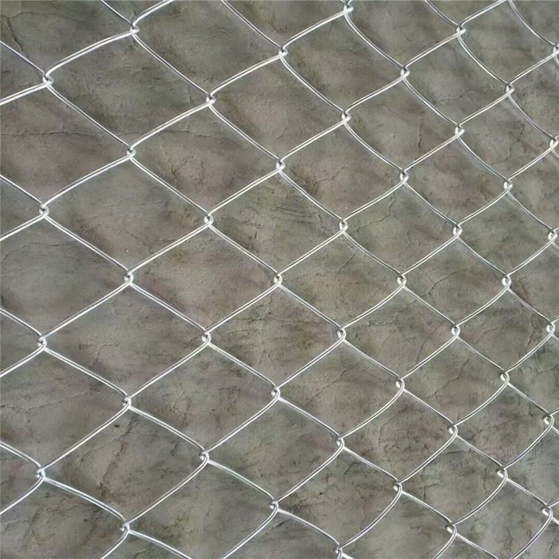工程鐵絲網整卷出售價格14號線勾花網2米高邊坡防護鋼網