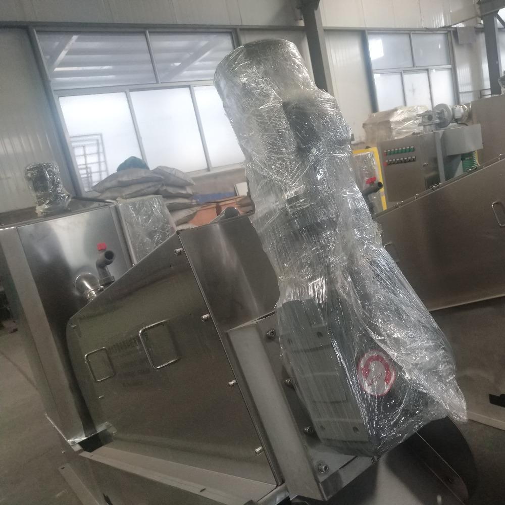 厂家直销污泥脱水机 叠螺脱水机 叠螺式污泥浓缩设备