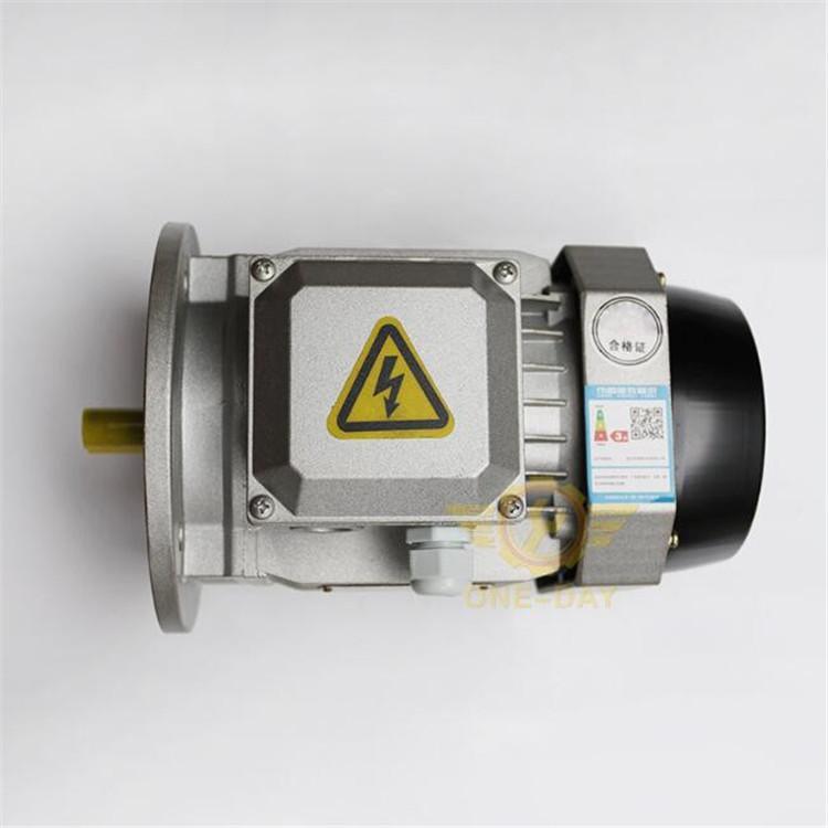 铝壳马达电机可定制 陶瓷机械设备配件批发 一电