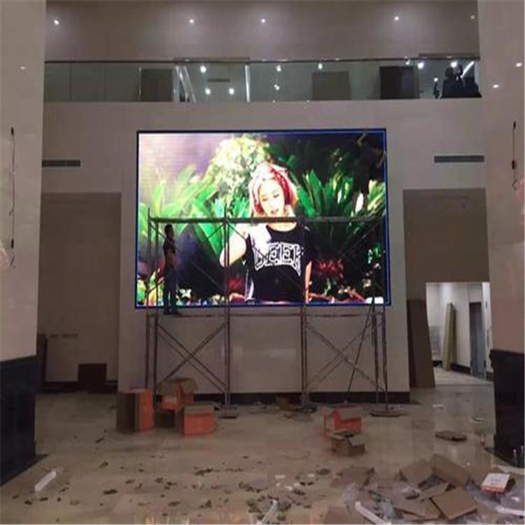 河源室内全彩led显示屏定制供应led显示屏