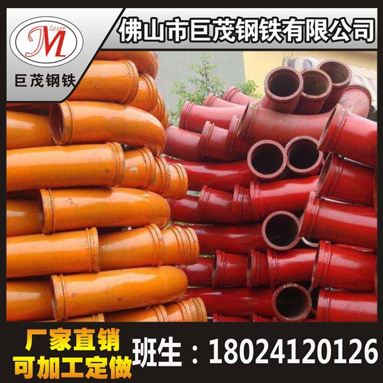 耐腐泵管 高低压泵管 乐从潜水泵管定做备货充足