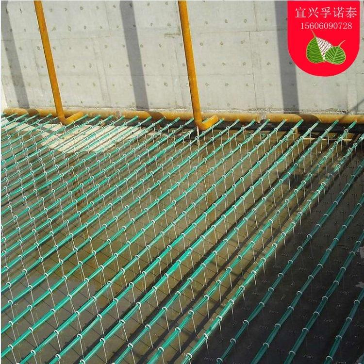 曝气软管曝气盘 曝气微孔 曝气管充气DN40/DN50 水处理环保设备