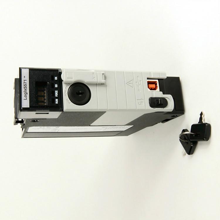 AB罗克韦尔plc模块安全控制器模块1756-L71福州凯特思原装特价供应