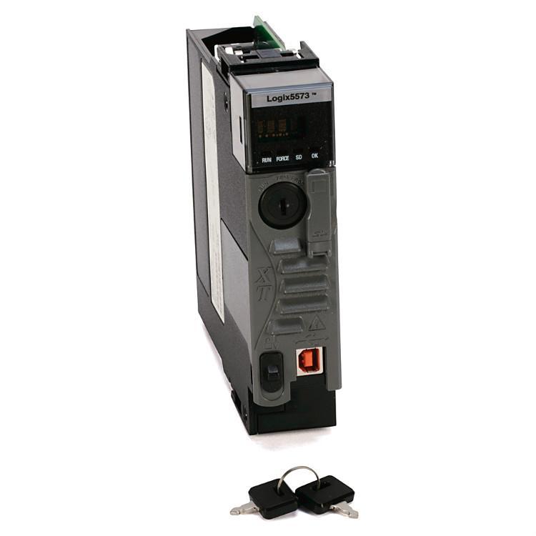 AB罗克韦尔plc模块安全控制器1756-L73SXT福州凯特思特价供应