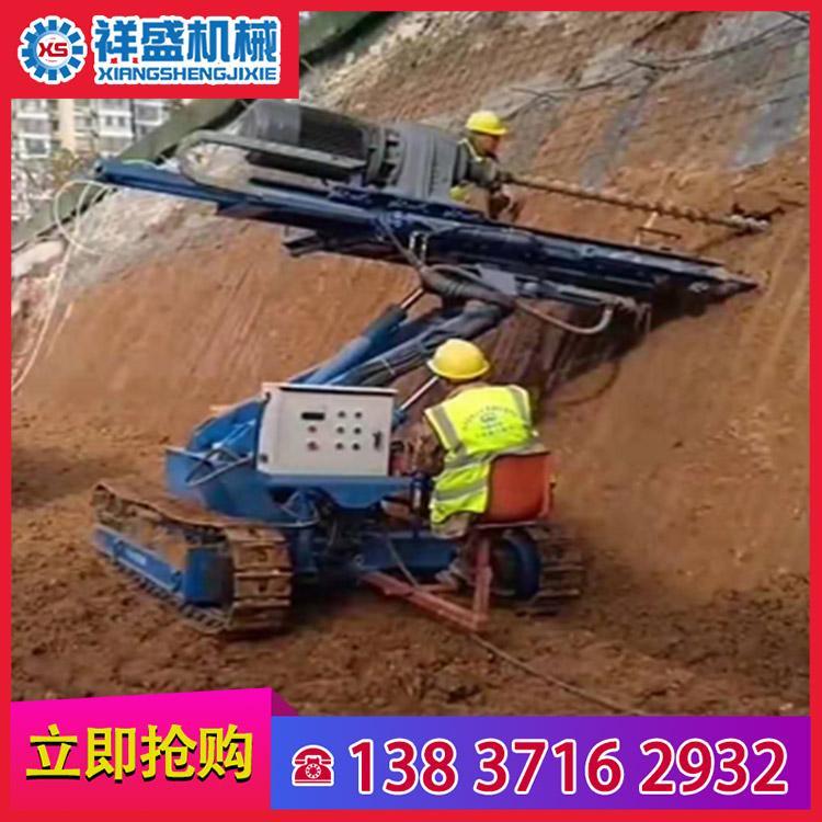 江苏徐州生产锚固钻机2020厂家优惠价
