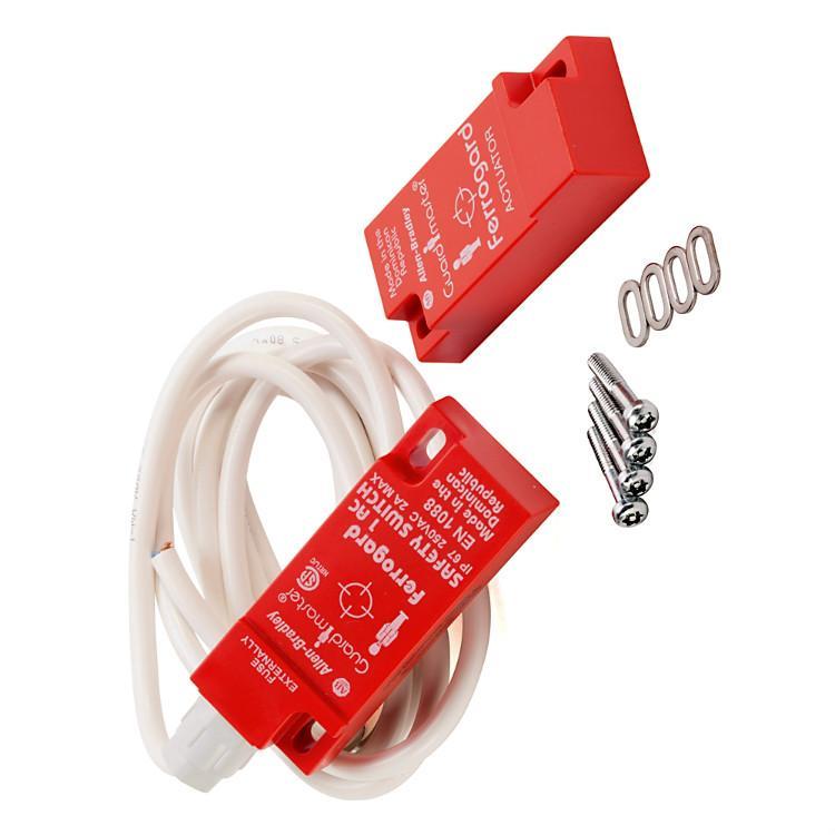 ab罗克韦尔安全继电器GUARDMARTER 440N-G02090安全互锁开关