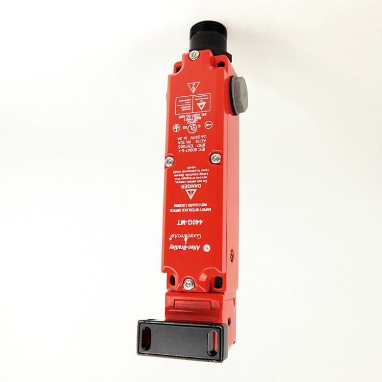 ab罗克韦尔安全继电器440G-MT47157 440G-MT47158 ab安全互锁开关