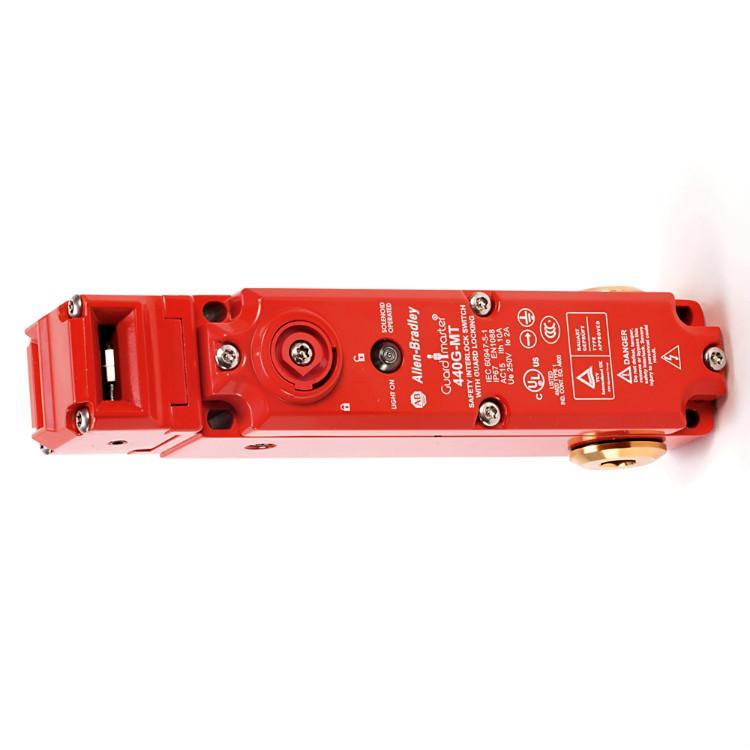 ab罗克韦尔ab安全互锁开关440G-MT47083安全继电器
