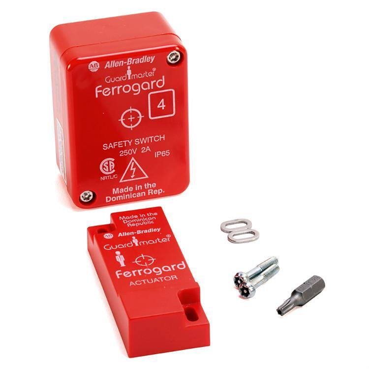 ab罗克韦尔安全继电器FERROGARD 440N-G02096安全互锁开关